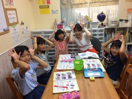 Super Kids(小学生クラス)
