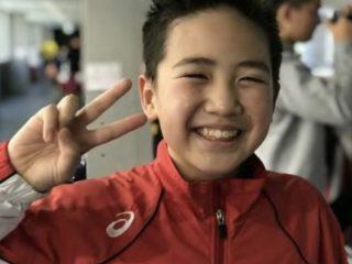水泳でジュニアオリンピック出場決定!<br>英語も未来のためにがんばっています✊